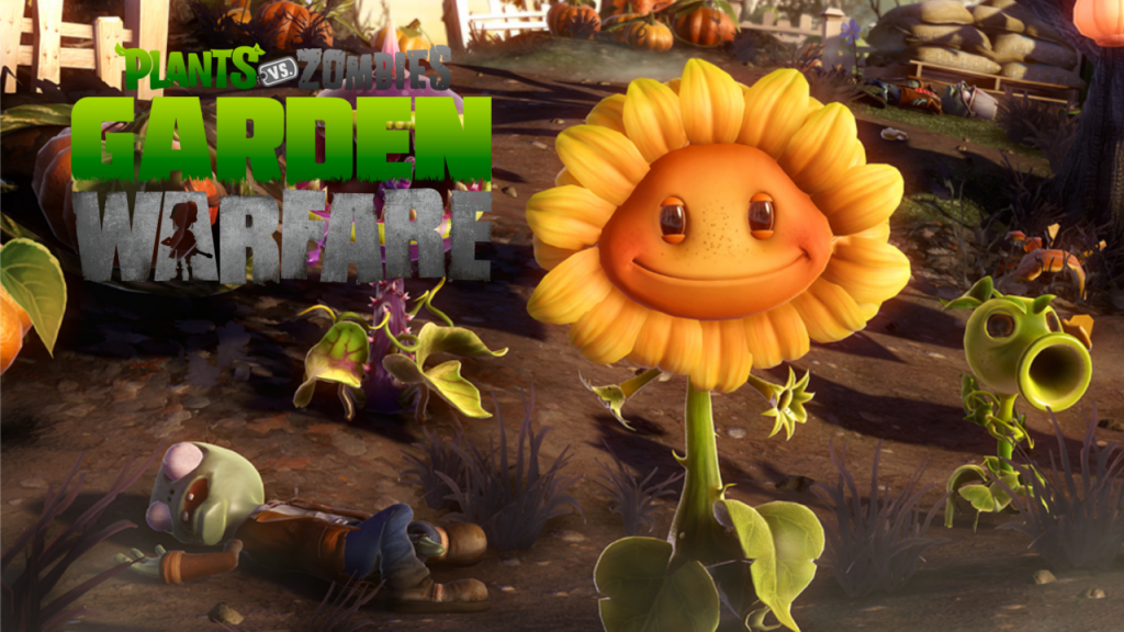 Plants vs Zombies fl-1